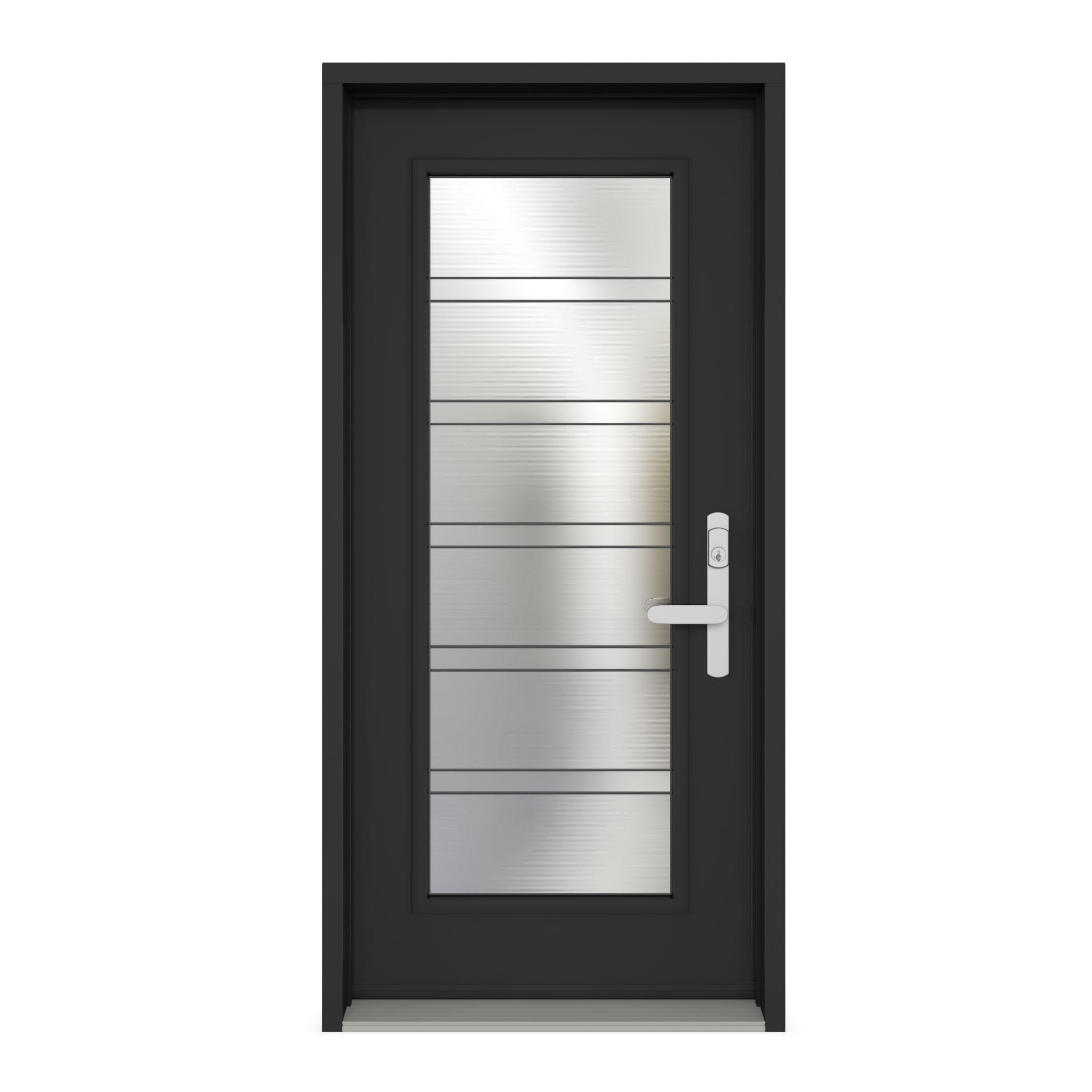 Steel Doors Quebec Canada Fenplast