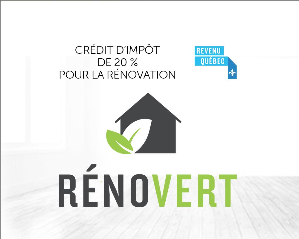 renovation appartement deduction impot