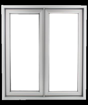 Fenêtre à Battant Et à Auvent Fenplast